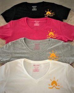 ARISE AM (V neck T-Shirt)
